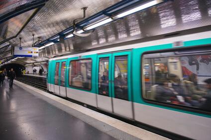 pari subway