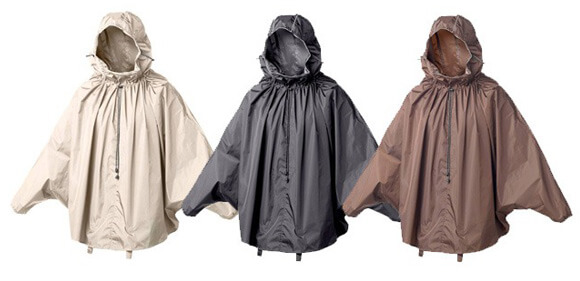 CAMBRIDGE RAIN CAPE