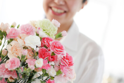 flowerpresent