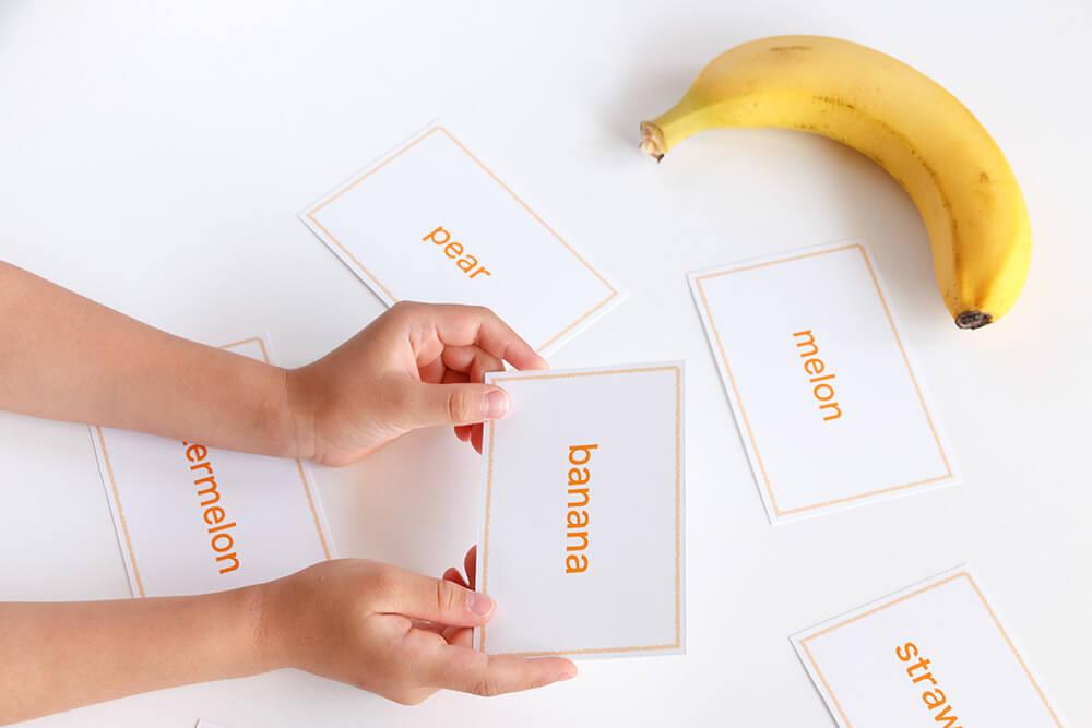 英語のカードゲーム